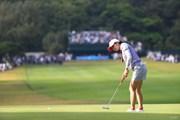 2018年 ダイキンオーキッドレディスゴルフトーナメント 最終日 菊地絵理香