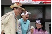 2006年 LPGAツアーチャンピオンシップリコーカップ 事前 横峯さくら 藤田幸希