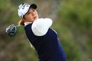 2018年 ヨコハマタイヤゴルフトーナメント PRGRレディスカップ 初日 佐伯三貴