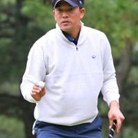 首位タイスタートの前田雄大は3番のバーディで一時単独首位に浮上したが3位タイで3日目を終えている 2009年 ダンロップフェニックストーナメント3日目 前田雄大