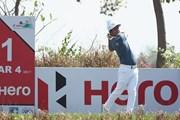 2018年 ヒーローインディアンオープン 3日目 谷原秀人