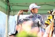 2018年 ヨコハマタイヤゴルフトーナメント PRGRレディスカップ 最終日 イ・ボミ