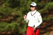 2018年 ヨコハマタイヤゴルフトーナメント PRGRレディスカップ 最終日 比嘉真美子