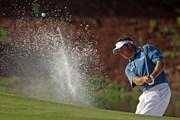 2009年 ドバイ・ワールドチャンピオンシップ3日目 リー・ウェストウッド
