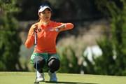 2018年 Tポイントレディス ゴルフトーナメント 2日目 三浦桃香