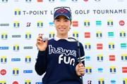 2018年 Tポイントレディス ゴルフトーナメント 最終日 上田桃子