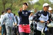 2018年 Tポイントレディス ゴルフトーナメント 最終日 三浦桃香