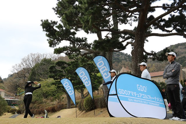 日本一のチームを目指す大会は名門・川奈ホテルGC富士Cで行われた