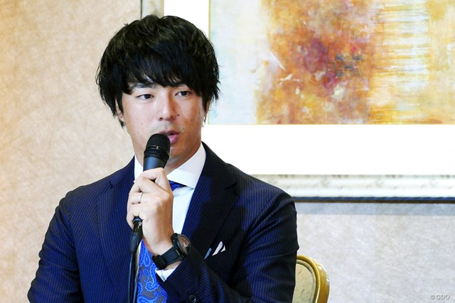 JGTOの副会長に就任した石川遼。男子ツアーの再興プランを語った