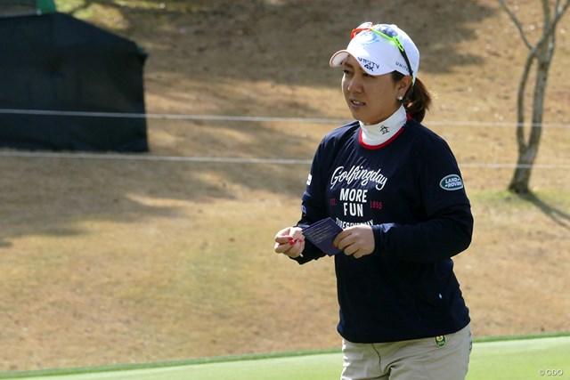 2018年 アクサレディスゴルフトーナメント in MIYAZAKI 事前 宮里美香 日本ツアーを主戦場にする宮里美香。厳しい状況下でのシーズンになる