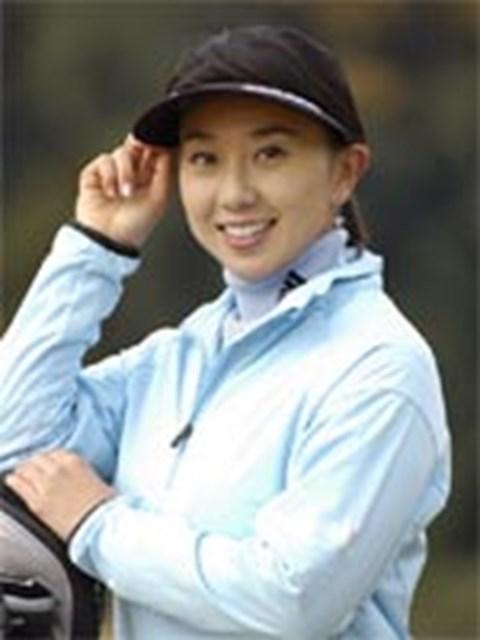 2006年 東尾理子がアディダスゴルフとアパレル契約締結! 今季はアディダスゴルフのウェアを着用した東尾理子が日米ツアーに登場する