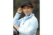 2006年 東尾理子がアディダスゴルフとアパレル契約締結!