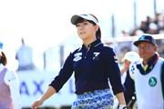 2018年 アクサレディスゴルフトーナメント in MIYAZAKI 2日目 香妻琴乃