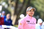 2018年 アクサレディスゴルフトーナメント in MIYAZAKI 2日目 イ・ボミ