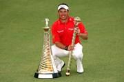 2009年 ドバイ・ワールドチャンピオンシップ最終日 リー・ウェストウッド