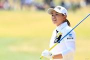 2018年 アクサレディスゴルフトーナメント in MIYAZAKI 2日目 小倉ひまわり
