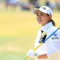 元気で明るい19歳。小倉ひまわりは大輪の花を咲かせるか 2018年 アクサレディスゴルフトーナメント in MIYAZAKI 2日目 小倉ひまわり