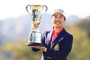 2018年 アクサレディスゴルフトーナメント in MIYAZAKI 最終日 フェービー・ヤオ