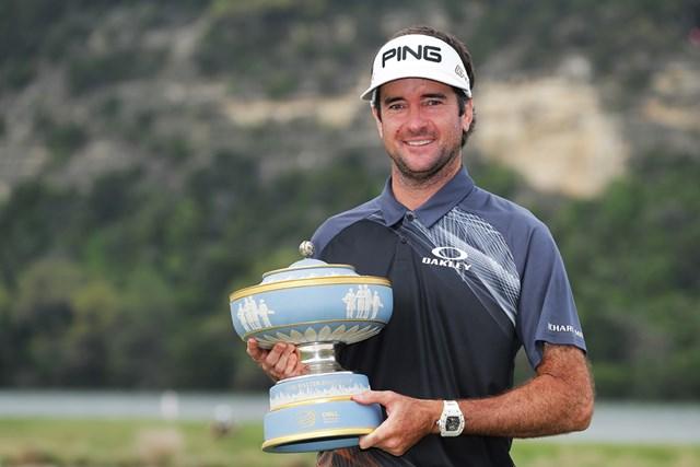 マッチプレー王者に輝いたB.ワトソン。世界ゴルフ選手権2勝目を挙げた(Richard Heathcote/Getty Images)