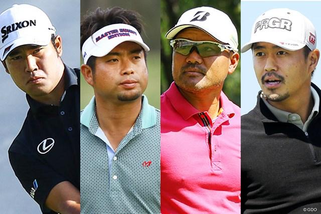 日本勢は過去最多タイの4選手が出場