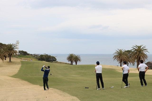 チーム戦決勝の舞台は川奈ホテルゴルフコース 画像は富士コース11番
