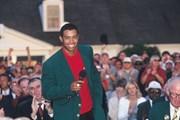 1997年 マスターズ 最終日 タイガー・ウッズ
