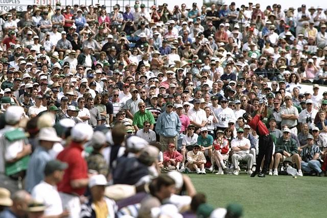 マスターズが米国南部のイベントであるのも、また事実だ(Steve Munday /Allsport/Getty Images)