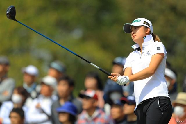 3試合連続トップ5入り。森田遥は韓国ツアーに挑戦する