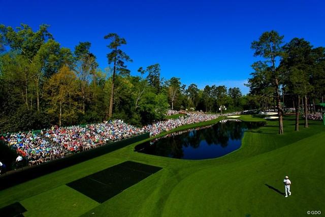 2018年 マスターズ 事前 オーガスタ 世界中のゴルファーにとって憧れの舞台