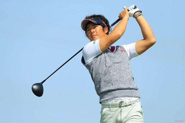 石川遼は単独首位の座をキープして決勝ラウンドに進む