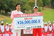 2018年 東建ホームメイトカップ 最終日 重永亜斗夢