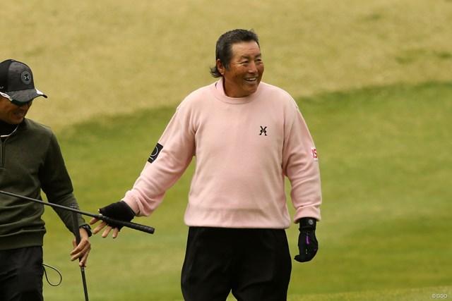 71歳の尾崎将司も小平智の米ツアー初優勝を喜んだ