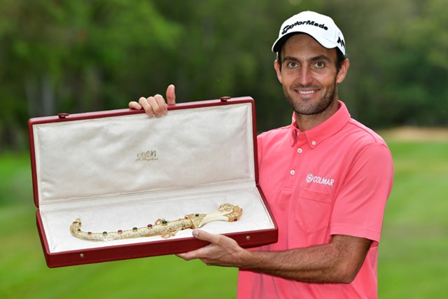 前年チャンピオンはエドアルド・モリナリ(Stuart Franklin/Getty Images)