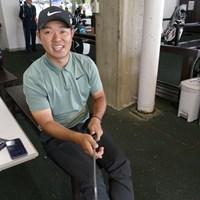 同級生、小平智の快挙を素直に喜んだという薗田峻輔 2018年 パナソニックオープンゴルフチャンピオンシップ 事前 薗田峻輔