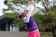 2018年 i Golf Shaper Challenge in 筑紫ヶ丘 初日 宮里美香
