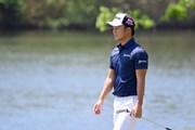 2018年 パナソニックオープンゴルフチャンピオンシップ 初日 香妻陣一朗