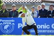 2018年 パナソニックオープンゴルフチャンピオンシップ 初日 久保谷健一