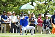 2018年 パナソニックオープンゴルフチャンピオンシップ 2日目 久保谷健一