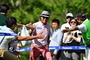 2018年 パナソニックオープンゴルフチャンピオンシップ 3日目 片山晋呉
