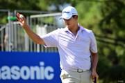2018年 パナソニックオープンゴルフチャンピオンシップ 3日目 キム・シバン