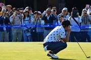 2018年 パナソニックオープンゴルフチャンピオンシップ 最終日 フォトエリア