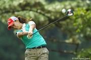 LPGAツアーチャンピオンシップリコーカップ2日目/上田桃子