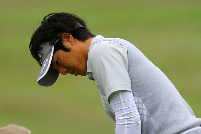 石川遼は予選ラウンド2日間で小平智、宮里優作とプレーする