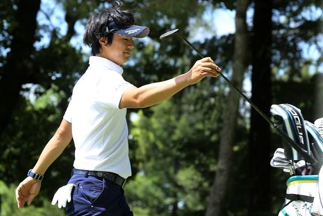 石川遼は開幕前日のプロアマ戦で最終調整を行った