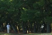 LPGAツアーチャンピオンシップリコーカップ2日目/N.キャンベル