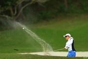 2018年 サイバーエージェント レディスゴルフトーナメント 初日 飯島茜