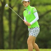 パッティングも絶好調! 2018年 サイバーエージェント レディスゴルフトーナメント 初日 斉藤愛璃