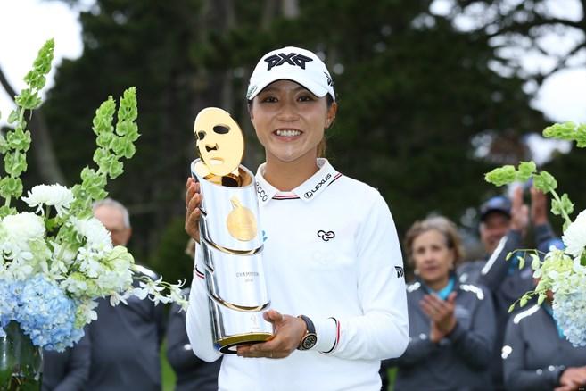 リディア・コーが涙の復活優勝 畑岡奈紗は7位で初のトップ10