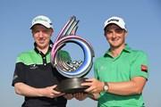 2018年 ゴルフシックス 最終日 アイルランドチーム