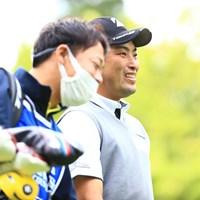 ウキウキだっしょ 2018年 日本プロゴルフ選手権大会 初日 中島徹